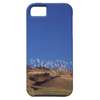 Windmills over the hill tough iPhone 5 case
