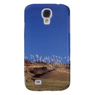 Windmills over the hill galaxy s4 case