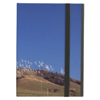 Windmills over the hill cover for iPad air