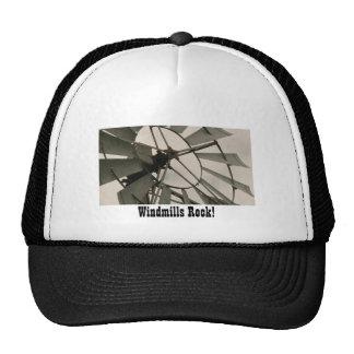 Windmills Rock! Cap