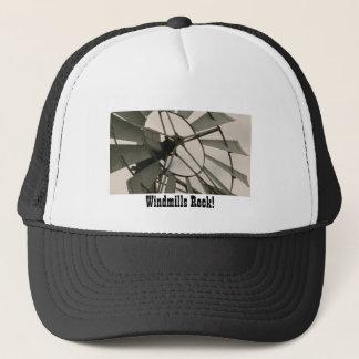 Windmills Rock! Trucker Hat