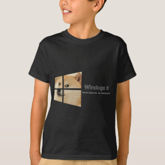 Windoge 8 T-Shirt