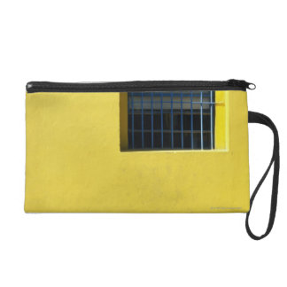 Window and Bench Wristlet Purses