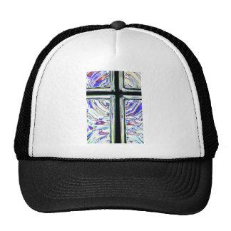 Window Art Cross 2 Cap