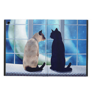 Window Cats Cover For iPad Air