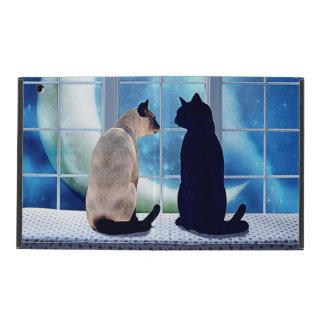 Window Cats iPad Cover