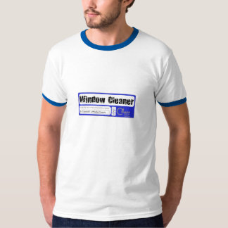 WINDOW CLEANER T-Shirt
