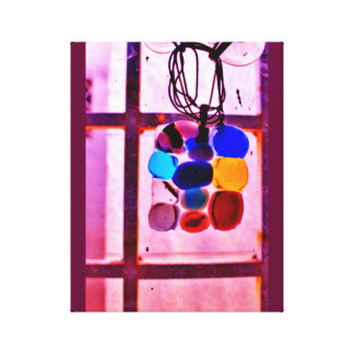 Window Decoration Canvas Print