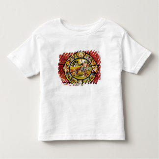 Window depicting August, from Montigny Toddler T-Shirt
