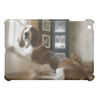 Window dog iPad mini cases