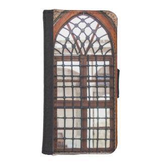 Window iPhone SE/5/5s Wallet Case