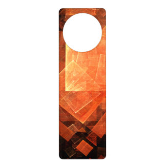 Window Light Abstract Art Door Knob Hanger