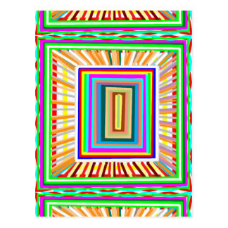 WINDOW of opportunity Elegant Energy Design GIFTS Postcard