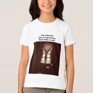 Window of Opportunity T.Shirt Shirt