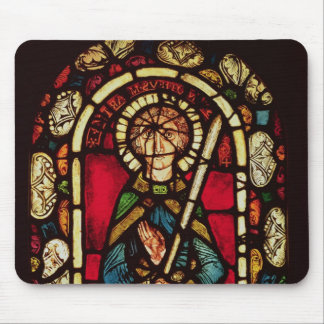 Window of St. Timothy Mouse Pad