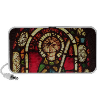 Window of St. Timothy Notebook Speakers