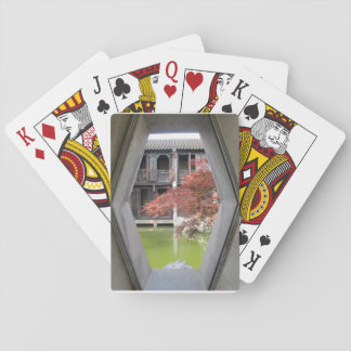 Window on Japan Playing Cards
