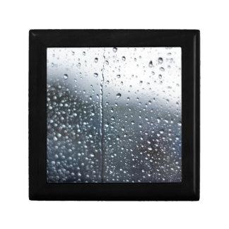 Window Raindrops Gift Box
