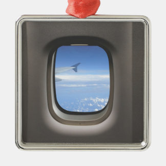 Window Seat Christmas Ornament