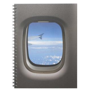 Window Seat Notebook