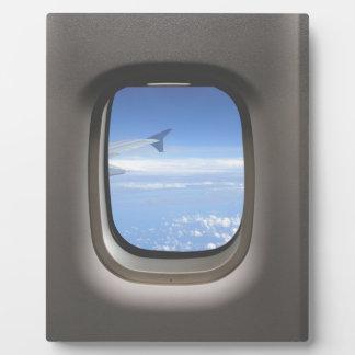 Window Seat Plaque