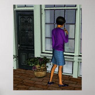 Window Shopper Poster