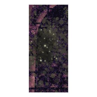 Window Spectre Rack Card Template