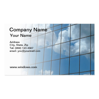 Windows Business Card