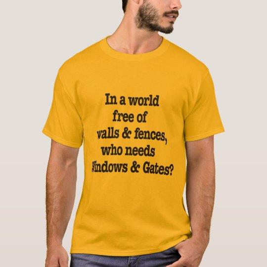Windows & Gates T-Shirt