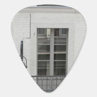 Windows of Apartment Guitar Pick