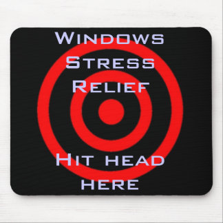 Windows Stress Relief Mouse Mat