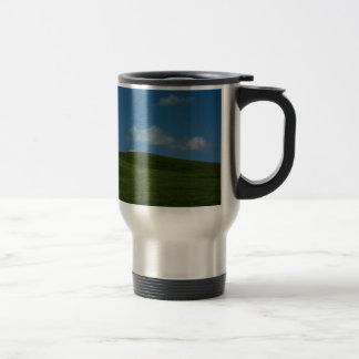 Windows XP Wallpaper Travel Mug