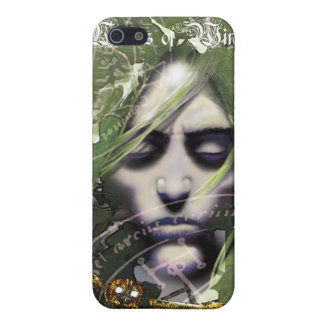 Winds of Winter 10th Anniversary Speck® Fitted™ Ha iPhone 5 Cases