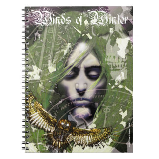 Winds of Winter Notebook