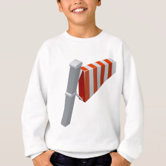 Windsock Weather Icon Sweatshirt