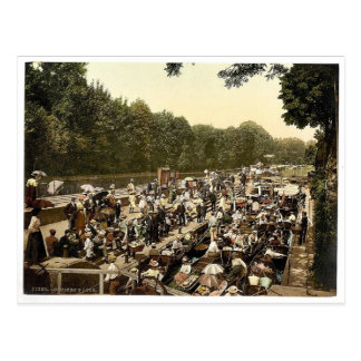 Windsor, Boulter's Lock, London and suburbs, Engla Postcards