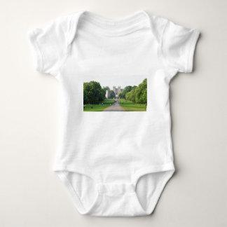 Windsor castle baby bodysuit