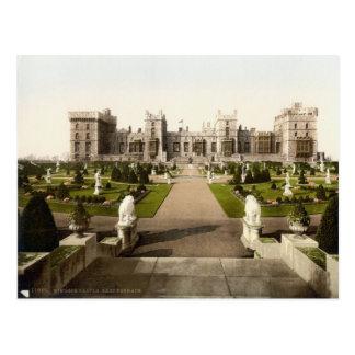 Windsor Castle East Terrace c.1895 Postcard