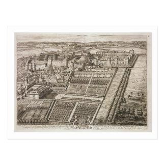 Windsor Castle, engraved by Johannes Kip (c.1652-1 Postcard