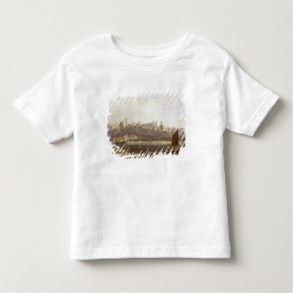 Windsor Castle from the River Meadow on the Thames Toddler T-Shirt