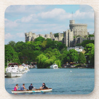 Windsor Castle from the Thames Drink Coasters