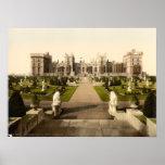 Windsor Castle I, Berkshire, England Poster