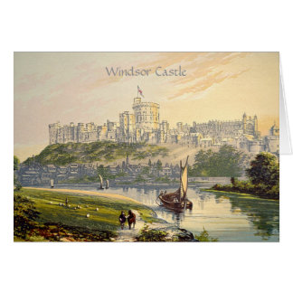 Windsor Castle Note Card