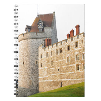 Windsor Castle Notebook
