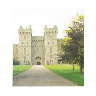 Windsor Castle Notepad