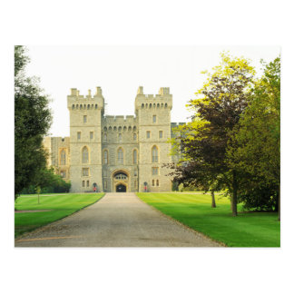 Windsor Castle Postcard