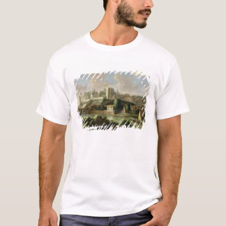 Windsor Castle seen from the Thames, c.1700 (oil o T-Shirt