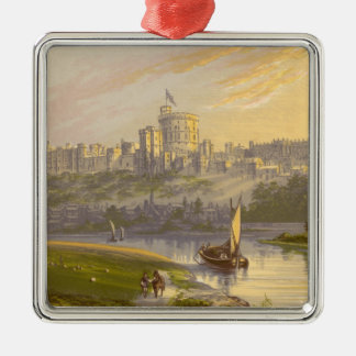Windsor Castle, The Royal Residence Christmas Ornament