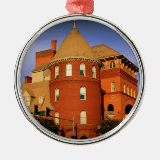 WINDSOR HOTEL, AMERICUS, GA CHRISTMAS ORNAMENT