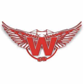 Windsor Wings Photo Sculpture Decoration